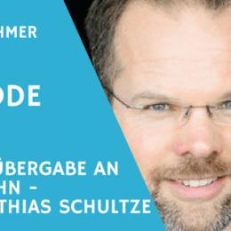 Firmenübergabe an den Sohn - Interview mit Matthias Schultze - Malerbetrieb Heyse - Unternehmer Radio