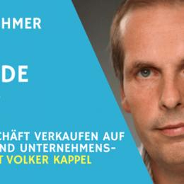 Teaser Bild - Schuhgeschäft verkaufen - mit Volker Kappel - GMS Verbund