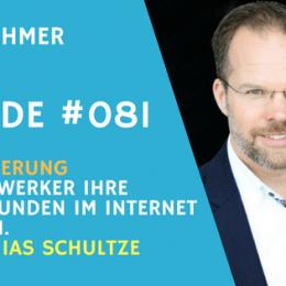 Teaser Bild Interview Matthias Schlutze