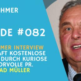 Teaser Bild Meinrad Müller PR Unternehmer Radio
