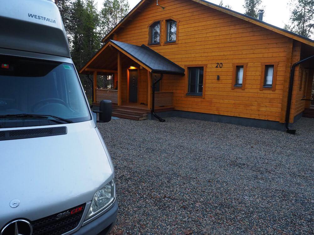 Auf Reise - Unternehmensnachfolge proben - Camper
