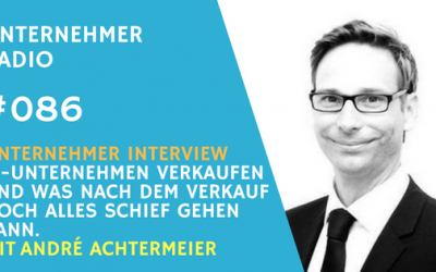 #085: IT Unternehmen verkaufen – mit André Achtermeier