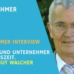 Interview Teaser Unternehmer Hartmut Walcher