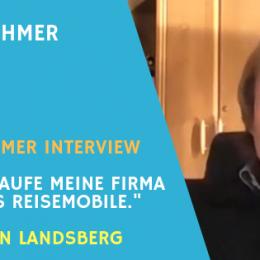 Vorschaubild Interview Unternehmer Jürgen Landsberg