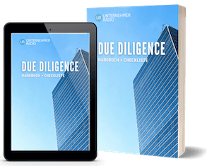 Due Diligence Ebook Cover pic